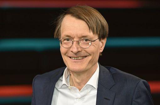 """Karl Lauterbach: """"Härteste Wochen liegen vor uns"""""""
