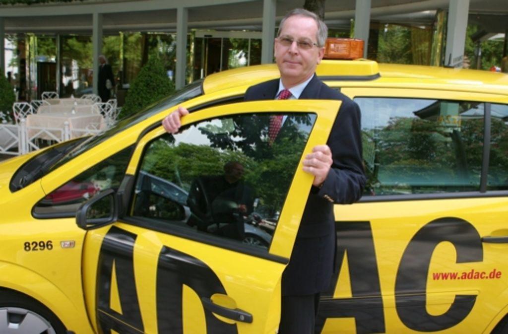 Spät die Konsequenzen gezogen: ADAC-Chef Peter Meyer gibt sein Amt auf. Foto: dpa
