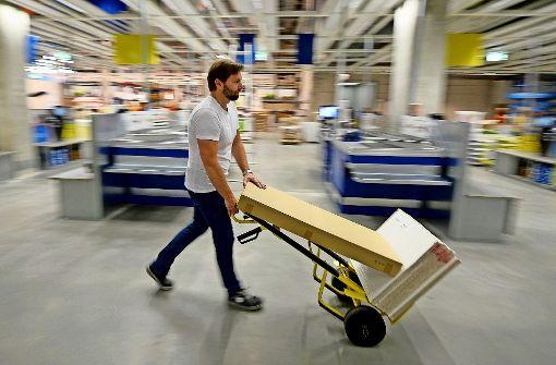 Dicke Luft unter Möbelhändlern wegen Werbung