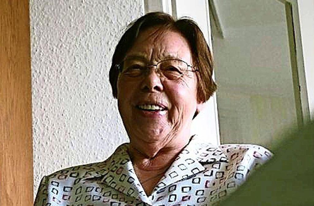 Ida Raming wurde von ihrer Kirche ausgestoßen. Foto: Judith A. Sägesser