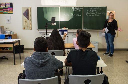 Schwächeren Schülern soll geholfen werden