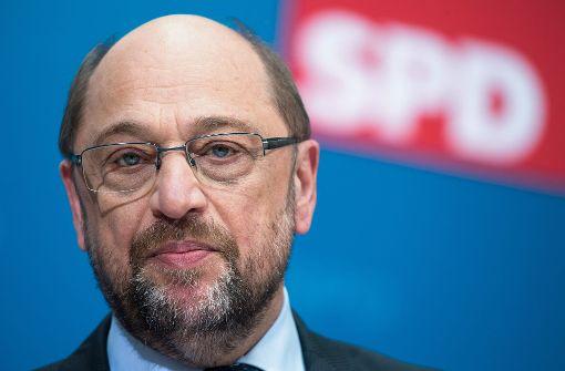 Martin Schulz gegen Diesel-Fahrverbote