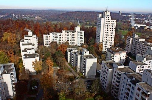 SWSG modernisiert Hochhäuser im Lauchhau