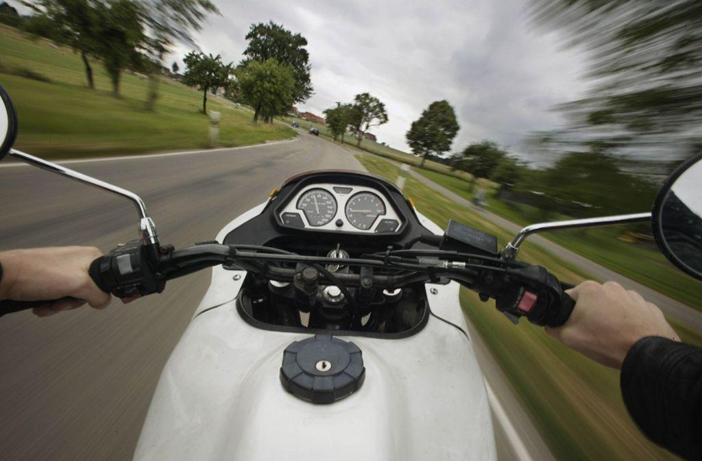 Der Anfang einer Motorrad-Saison ist besonders gefährlich für Biker. Foto: Symbolbild/dpa