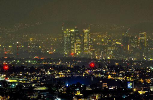 Mexiko-Stadt  geht das Wasser aus