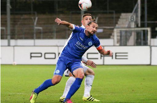 Liveticker zum Nachlesen: Die Blauen  ziehen ins WFV-Pokal-Viertelfinale ein