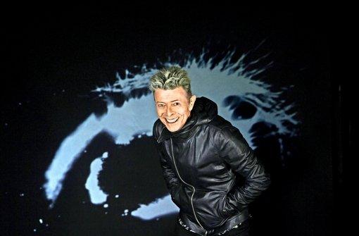 Äußerlich immer noch jugendlich, musikalisch aber deutlich verändert: David Bowie anno 2016 Foto: