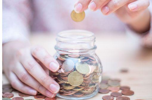 Geldvermögen der Deutschen wächst
