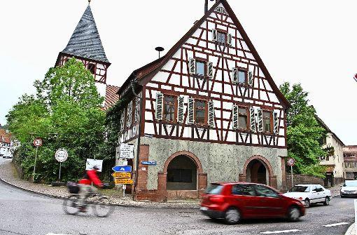 Dammbau und Altes Rathaus sind die größten Brocken