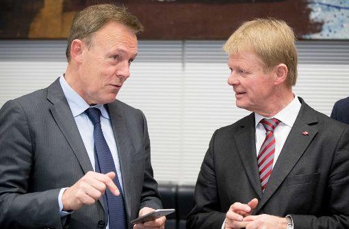 SPD offen für Untersuchungsausschuss
