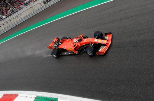 Ferrari kocht sein eigenes Süppchen