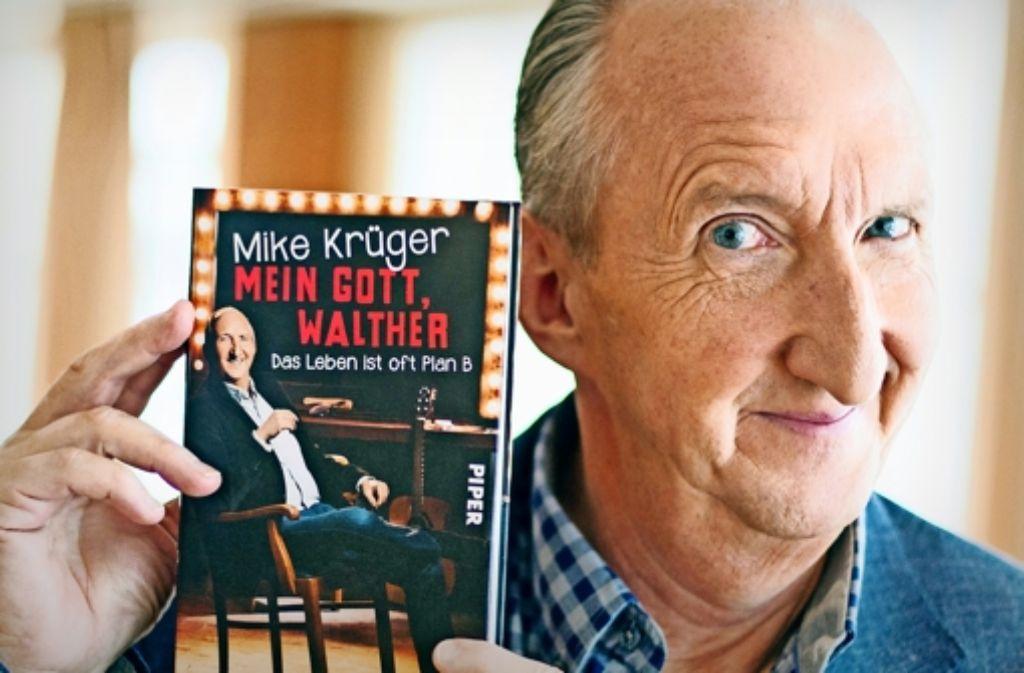 Unterhaltsam: Mike Krüger und sein Lebensbericht Foto: dpa