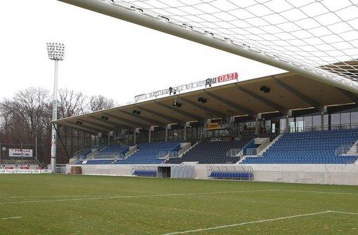 Das Gazi-Stadion in neuem Glanz