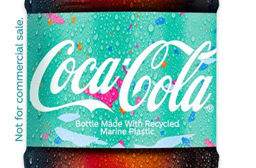 Coca-Cola will sich grünes Mäntelchen umhängen
