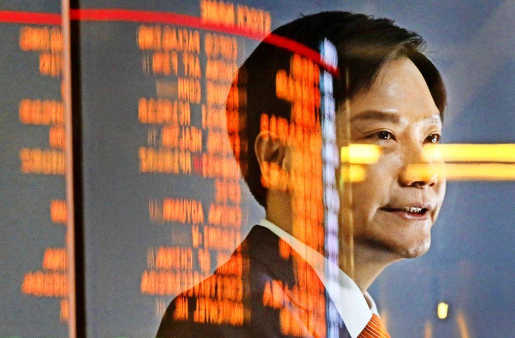 Lei Jun hat den heute viertgrößten Smartphone-Hersteller der Welt  aufgebaut. Foto: AP