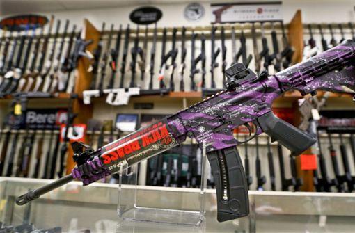 Repräsentantenhaus verschärft Waffengesetze