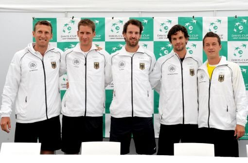 Deutsches Team in Außenseiterrolle