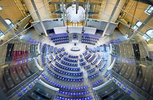 Bundestag bald überbesetzt