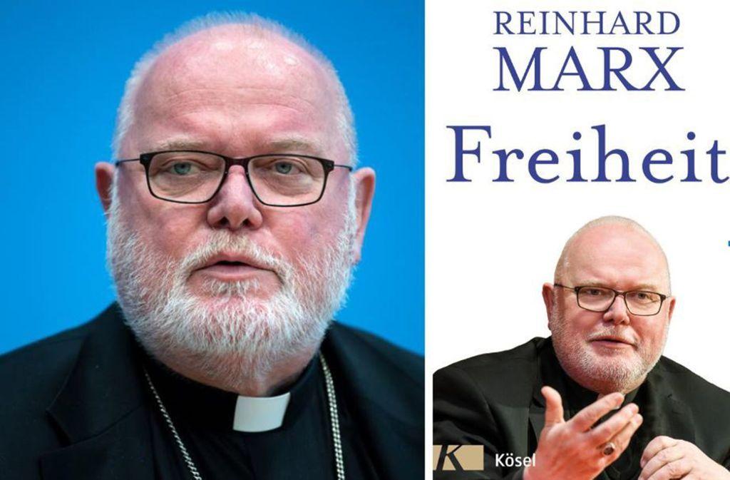 Kardinal Marx sieht die Welt am Scheideweg. Foto: dpa/Bernd von Jutrczenka/Verlag