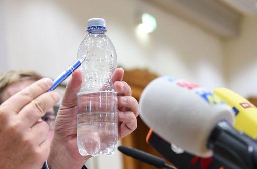 Gift im Babybrei - Anklage gegen mutmaßlichen Supermarkt-Erpresser