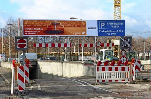 Ab heute  freie Fahrt auf neuer Benzstraße