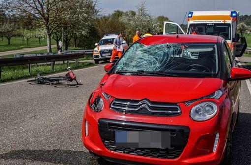 80-Jähriger stirbt bei Verkehrsunfall