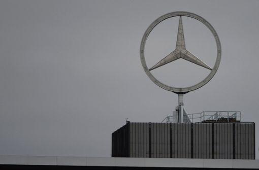 Daimler droht hohes Bußgeld