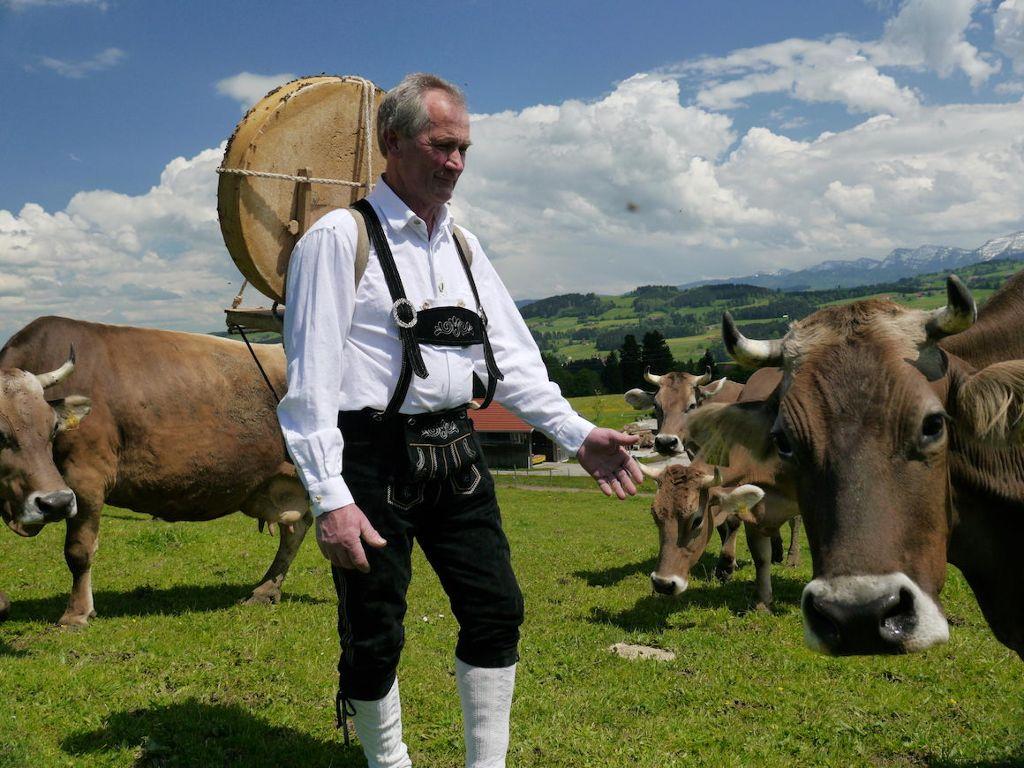 Wandern mit Genuss  Foto: Scheidegg-Tourismus
