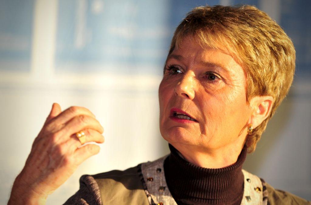 Zählt stets zu den oft genannten Frauen, wenn über mögliche CDU-Ministerinnen im neuen Landeskabinett gesprochen wird: Friedlinde Gurr-Hirsch. Foto: dpa