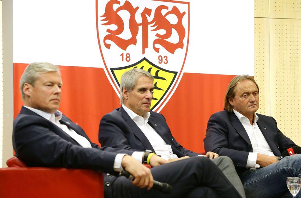 Aufsichtsrat Vfb Stuttgart