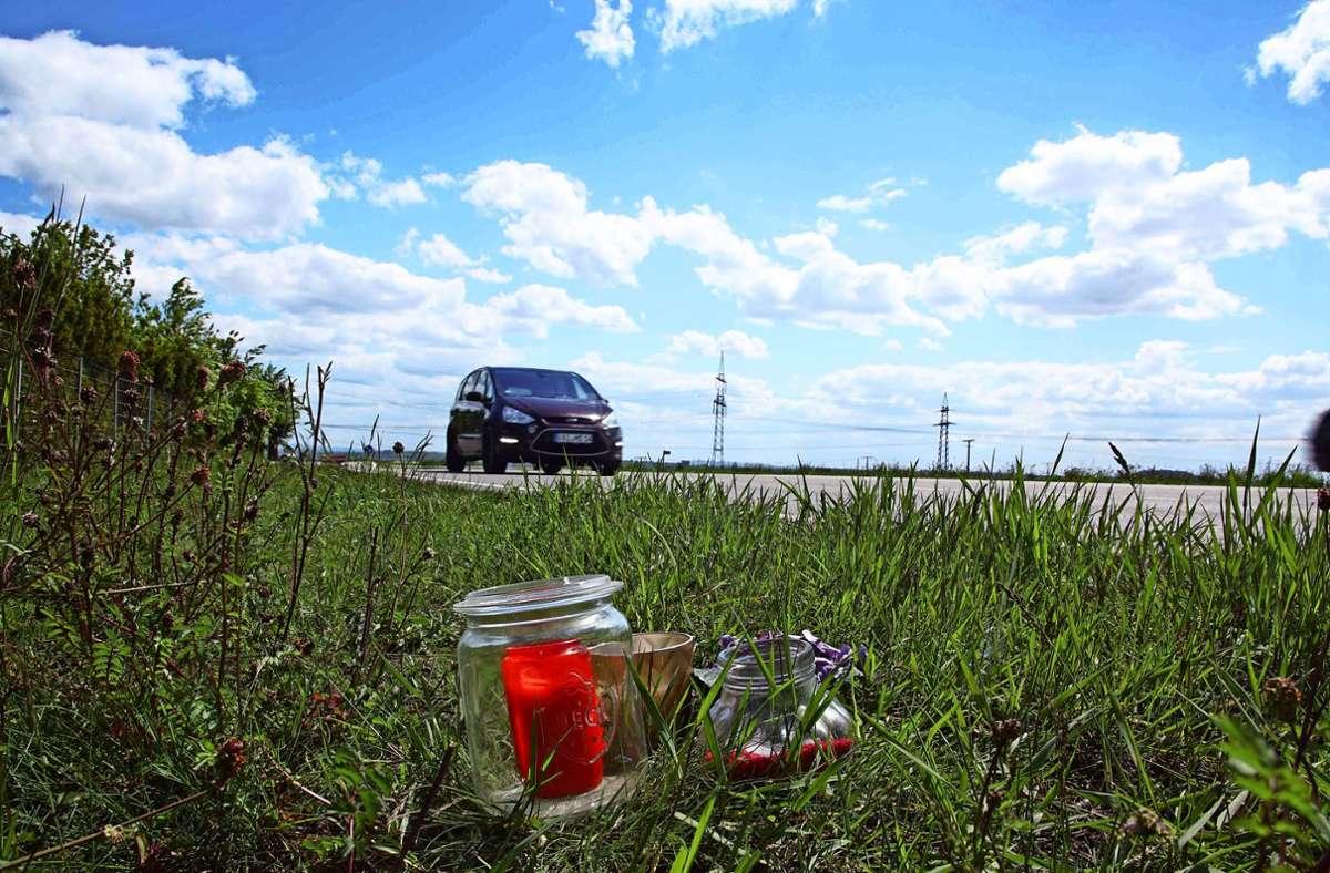 Bei einem Unfall am Ortsrand von Sachsenheim ist im vergangenen Jahr ein 21-Jähriger gestorben. Foto: Rosar Fotoagentur/Andreas Rosar