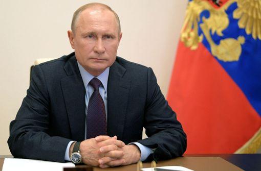 Legitimation auf Russisch
