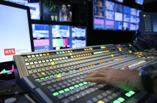 Schweizer wollen Rundfunkgebühr behalten