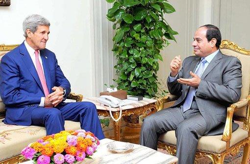 USA arbeiten an breitem Bündnis