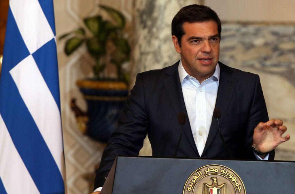 Die griechische Ministerpräsident Alexis Tsipras hat versprochen, dass das Land künftig ohne europäische Hilfsprogramme auskommt. Foto: dpa
