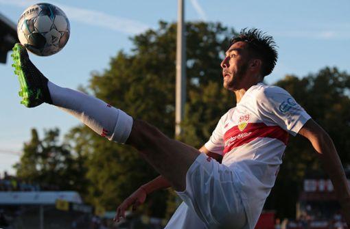 Nicolas Gonzalez kehrt mit Gold zurück