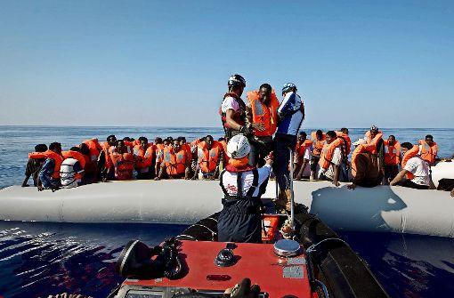 Merkel treibt Flüchtlingsabkommen voran