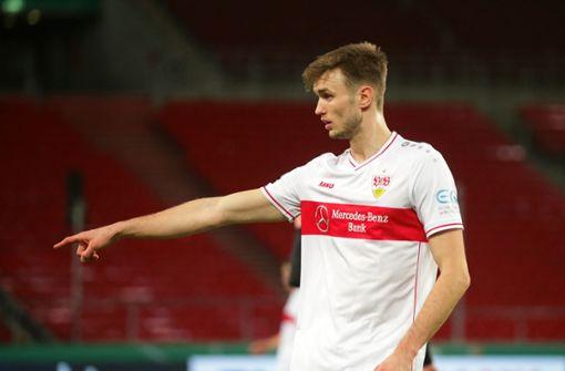 Sasa Kalajdzics Treffer lassen den VfB zweimal nur kurz hoffen