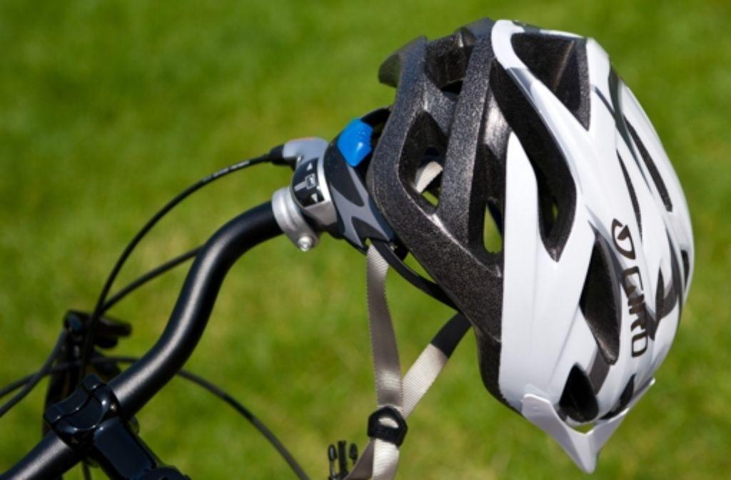 Der Fahrradhelm als Streitobjekt – jetzt auch höchstrichterlich entschieden. Foto: dpa