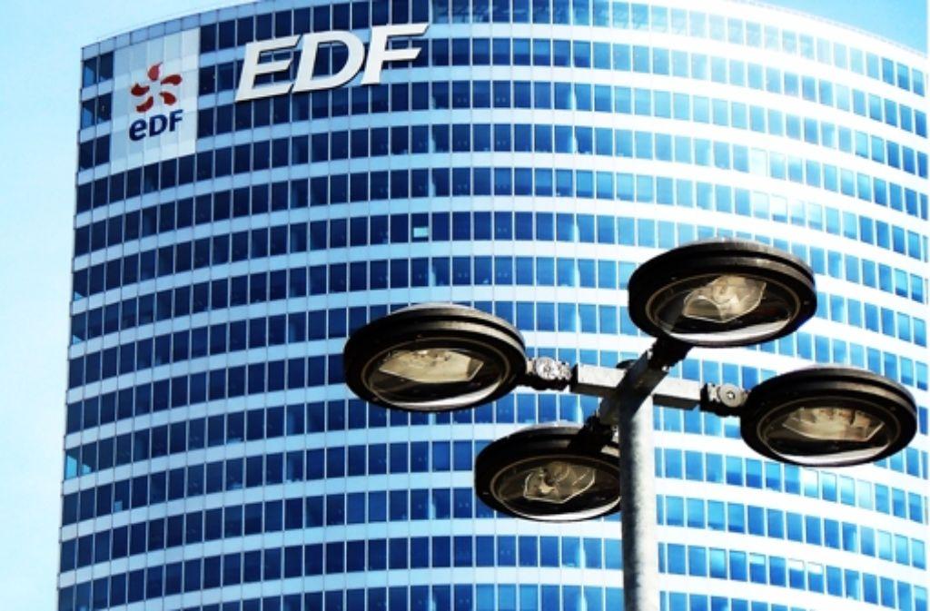 Die EdF-Konzernzentrale in Paris – hier wird die Umfrage zum Image des Energiekonzerns koordiniert. Foto: StZ