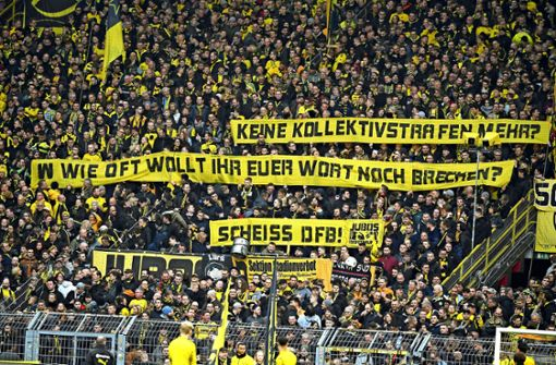 Dialog oder Drohungen – wohin steuern der Fußball und seine Fans?