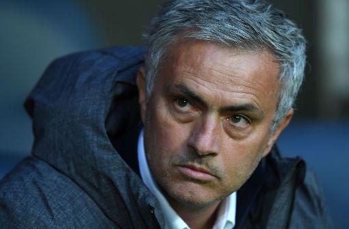 Fußball-Trainer José Mourinho in Spanien angeklagt
