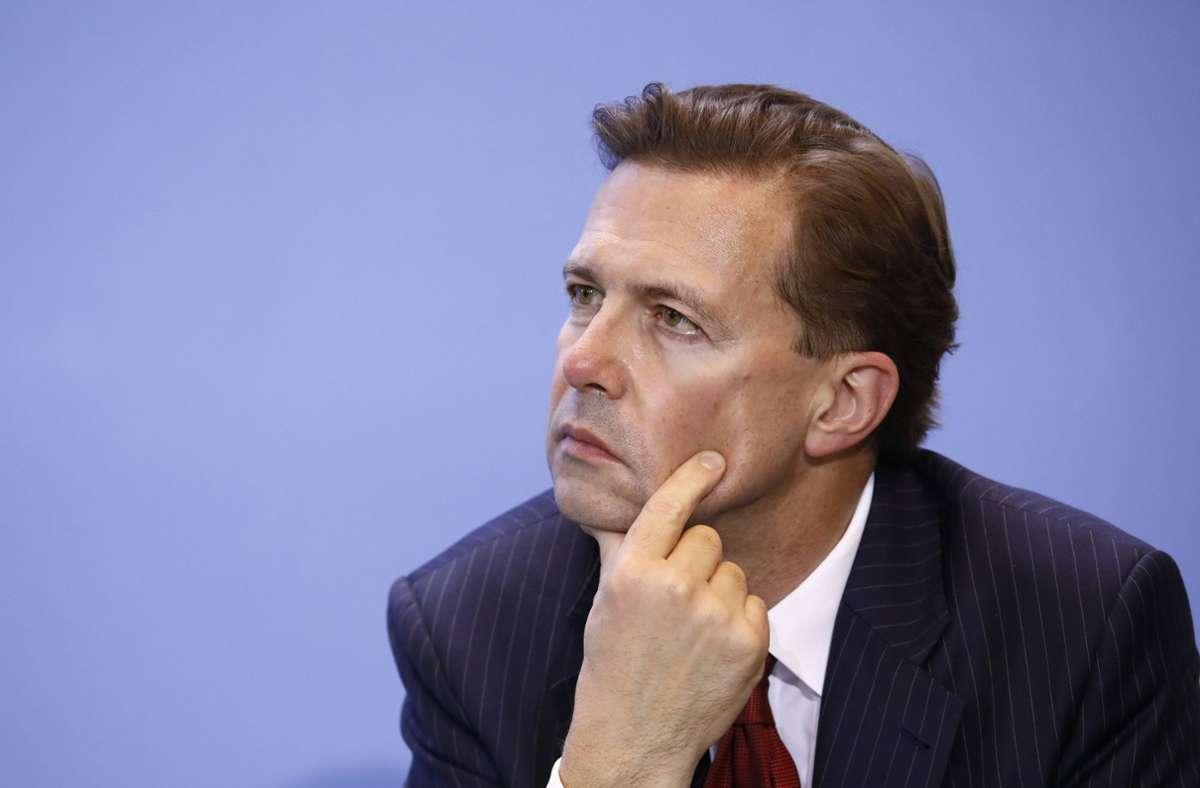 Regierungssprecher Steffen Seibert Foto: imago images/Metodi Popow