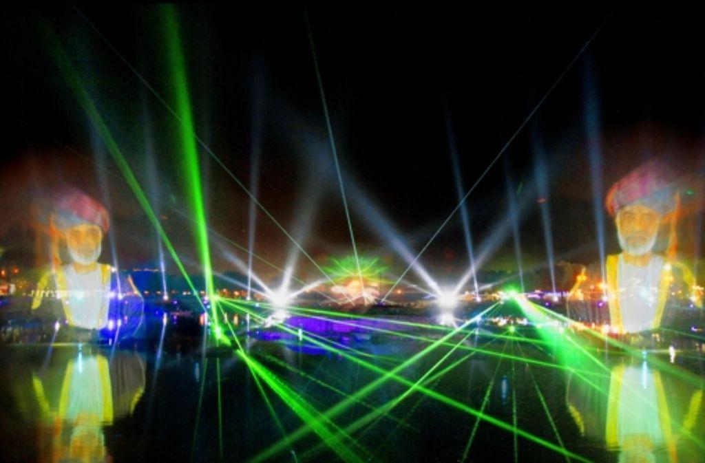 Lobo Electronic: Licht für die Türme von Aschgabat ...