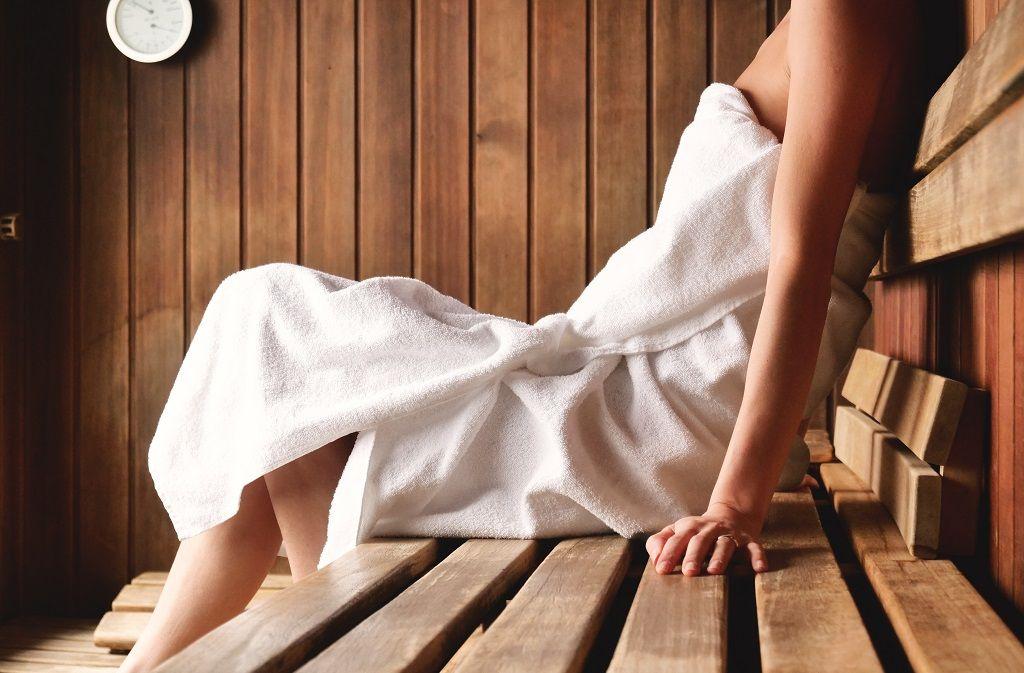 Welche Dos and Donts gelten in der Sauna? Foto: HQuality / shutterstock.com