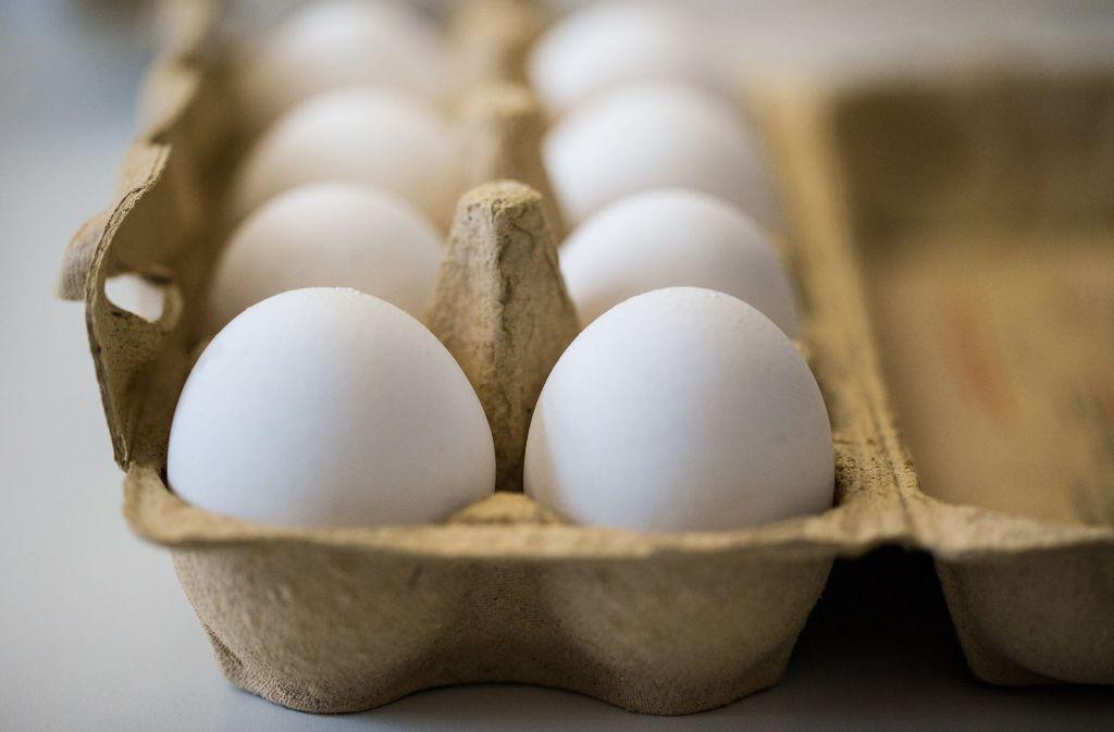 Eier sollen in der EU strenger kontrolliert werden. Das fordert Bundeslandwirtschaftsminister Christian Schmidt. (Symbolbild) Foto: dpa