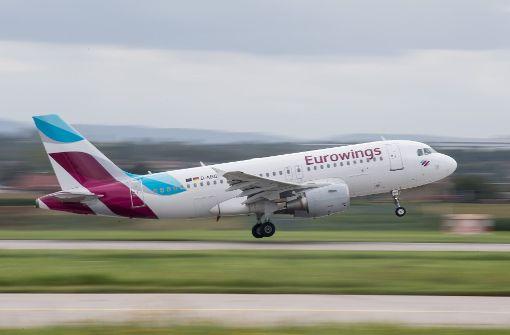 Eurowings bietet günstigere Heimflüge an