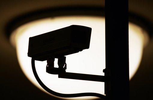 Polizei montiert die Kameras am Bahnhof ab