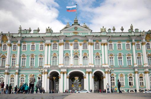 Petersburg ohne Einreisebürokratie
