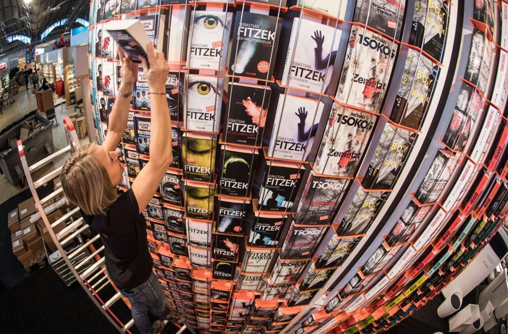 Der Krimi-Autor Sebastian Fitzek weiß, was Leser wollen. Foto: dpa